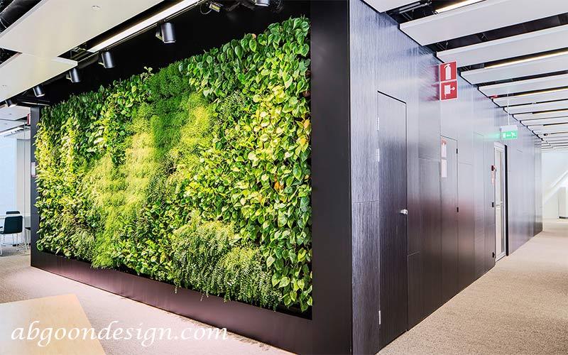 انواع گرین وال( دیوار سبز)
