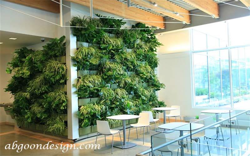 دیوار سبز چیست |آبگون دیزاین