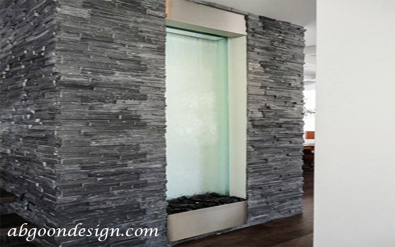 طراحی و ساخت آبنما خانگی شیشه ای