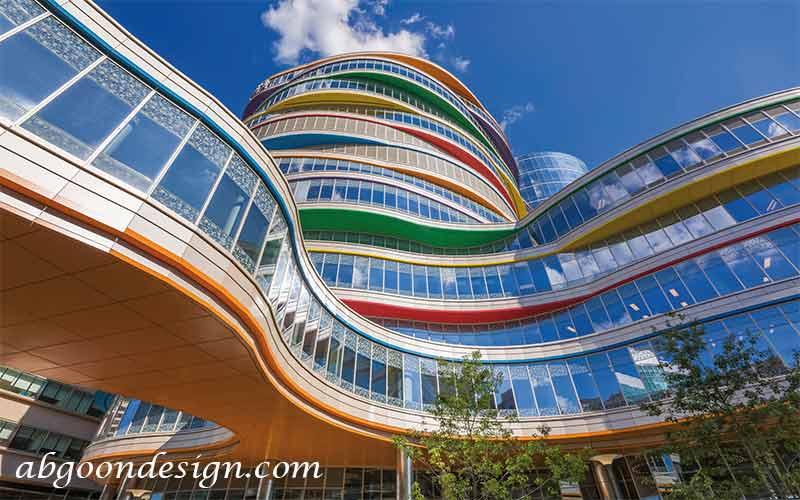 طراحی نمای ساختمان|آبگون دیزاین