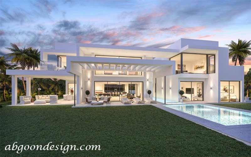 طراحی و ساخت ویلا|آبگون دیزاین