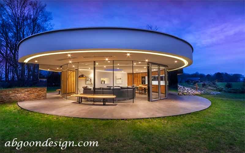 ساخت و اجرای ویلا|آبگون دیزاین