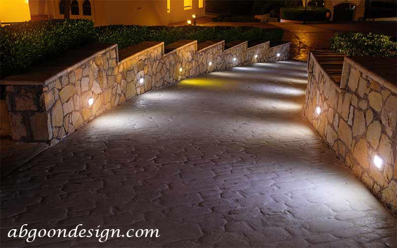 نورپردازی معابر|آبگون دیزاین