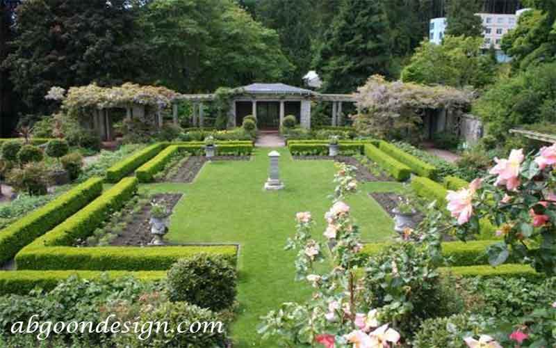 دیزاین و اجرای باغ عروسی