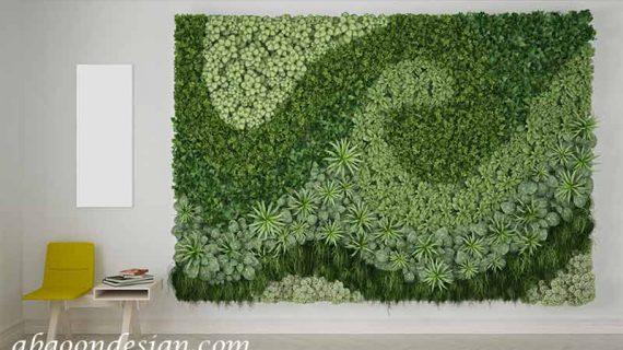 لیست گیاهان مناسب دیوار سبز