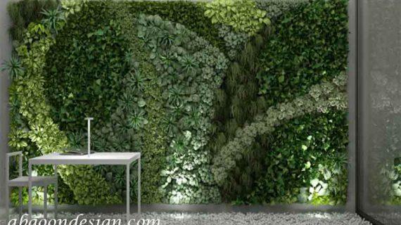 آموزش نگهداری گیاهان دیوار سبز