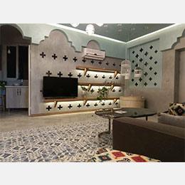 طراحی داخلی سنتی-خانه عیوقی
