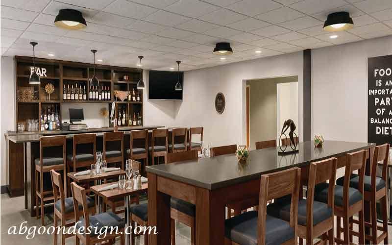نکات مهم طراحی رستوران | آبگون دیزاین