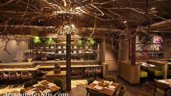 اصول و ضوابط طراحی رستوران