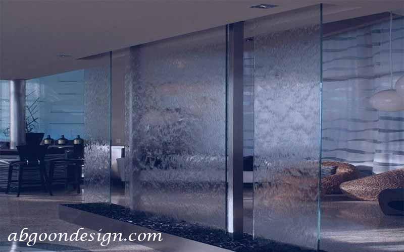 آموزش ساخت آبنما شیشه ای | آبگون دیزاین