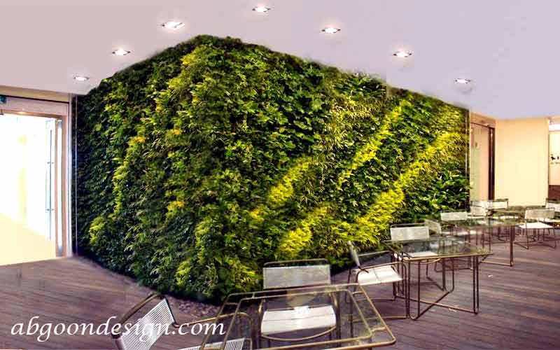 چگونه دیوار سبز درست کنیم