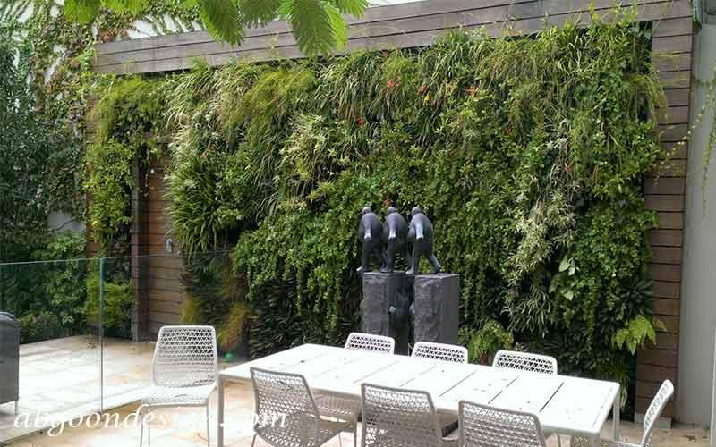 تجهیزات دیوار سبز خارجی|آبگون دیزاین