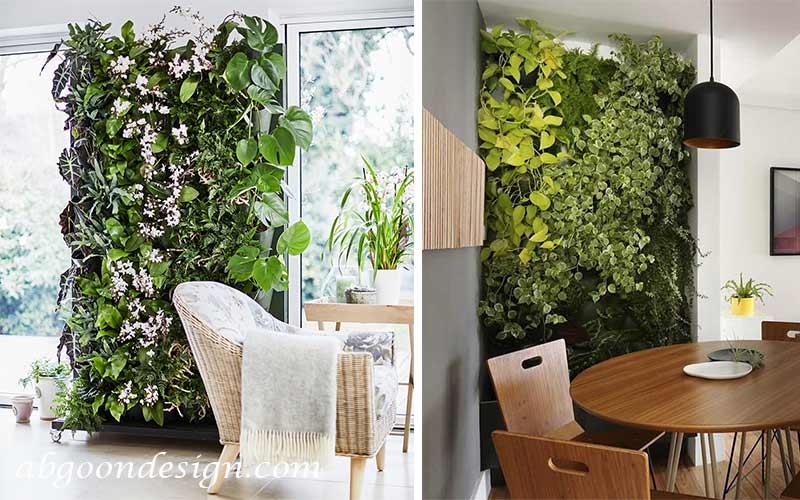 تجهیزات دیوار سبز داخلی|آبگون دیزاین