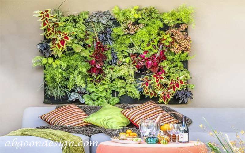 نحوه اجرای دیوار سبز