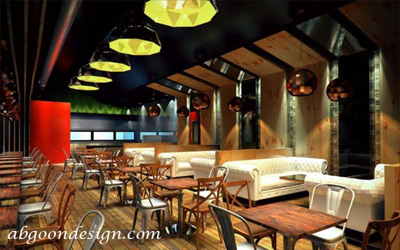 اهمیت طراحی داخلی رستوران | abgoondesign