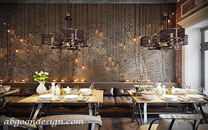 اهمیت طراحی داخلی رستوران